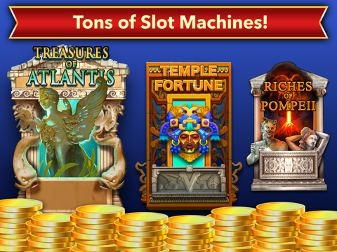 Fortune Slots - Free Vegas Spin & Win Casino!-ipad-2