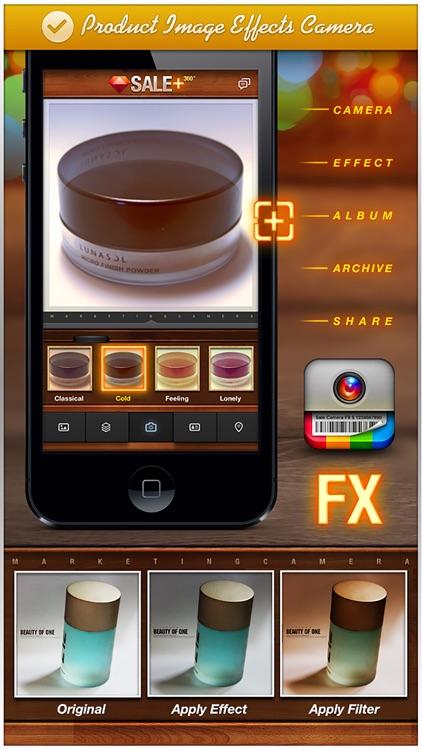 SALE 360 - marketing camera effects plus photo editor visual creator screenshot-3