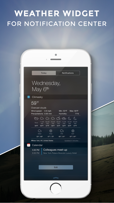 download Climasky Lite - Photo Weather Sharing apps 3