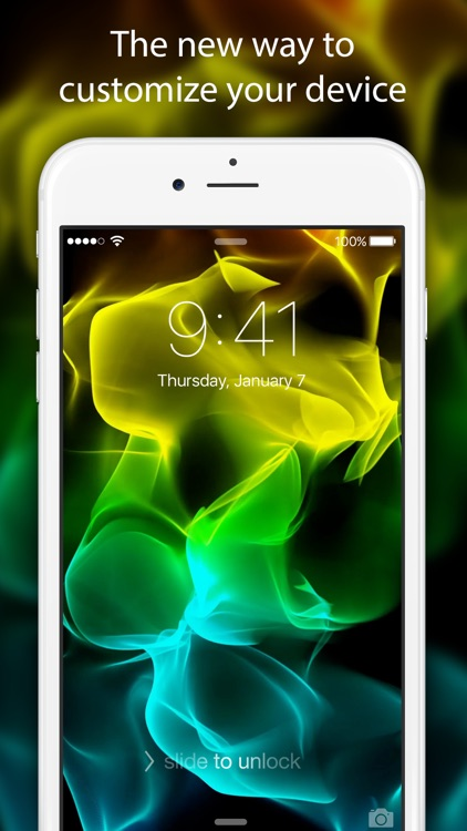 Live Wallpapers & Themes - Dynamic Backgrounds and Moving Images for iPhone 6s and 6s Plus