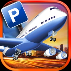 Activities of Airplane Parking! Real Plane Pilot Drive and Park - Runway Traffic Control Simulator