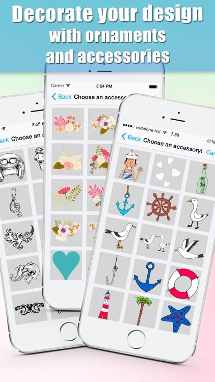 iMonogram - Monograms Creator DIY screenshot-3