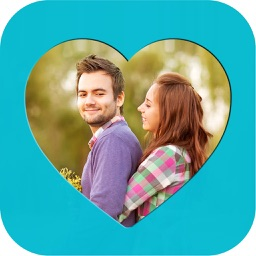 """PicShape - Shape your photos using lots of predefined style and share pics """"for Instagram, Dropbox, Email """""""