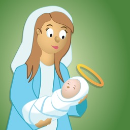 Life of Jesus: Virgin Birth - Bible Story, Coloring, Singing and Games for Children
