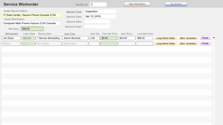 Company Assets Management screenshot-3