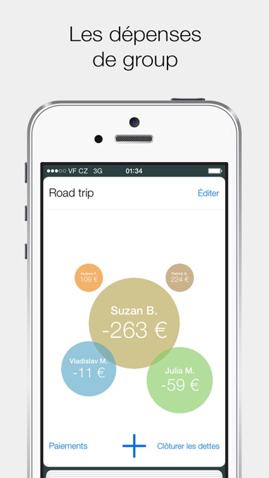 download Settle Up - Group Expenses apps 2