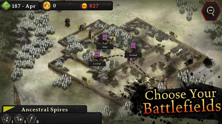 Autumn Dynasty Warlords screenshot-0