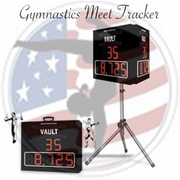 Gymnastics Meet Tracker HD