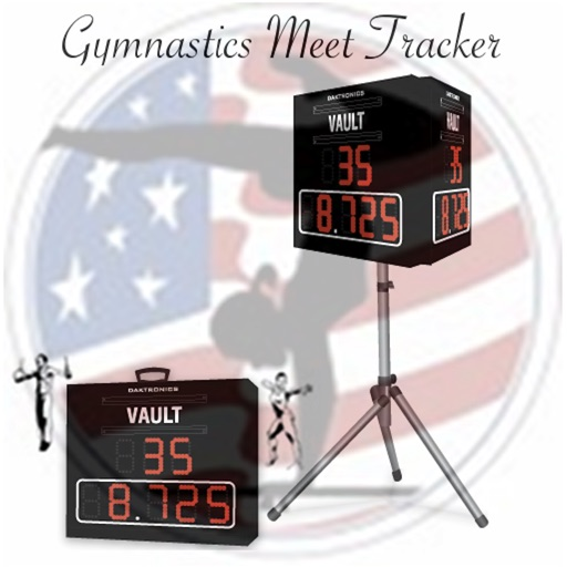 Gymnastics Meet Tracker HD