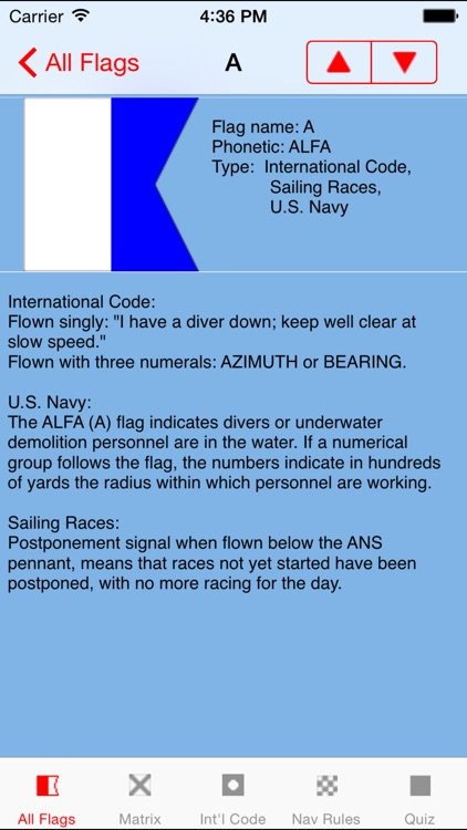Signal Flags screenshot-1
