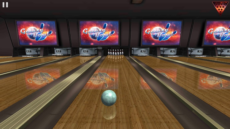 Galaxy Bowling screenshot-0