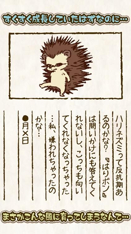 はりボン育成日記~愛しのハリネズミ育成日記~