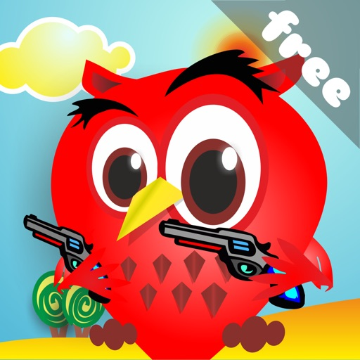 Bird War Free: Bubble up addictive action and fun game for kids
