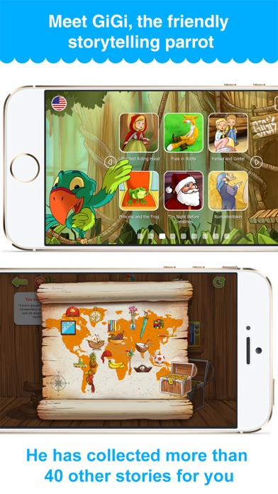 The Ant And The Dove - Narrated classic fairy tales and stories for childrenScreenshot of 3