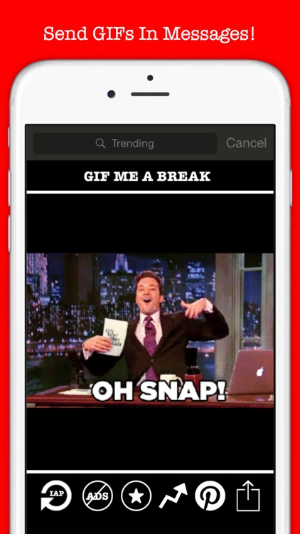 Gif Me A Break: #1 Best Gif Messenger
