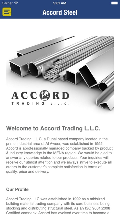 Accord Steel by Take Leap