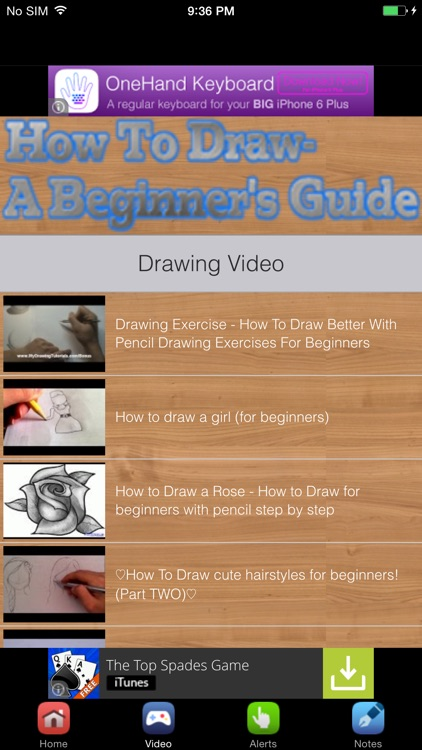How To Draw - #1  Beginner's Guide For Drawing