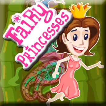 Fairy Princess Flower Adventure