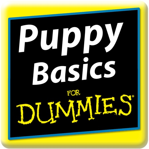 Puppy Basics For Dummies icon