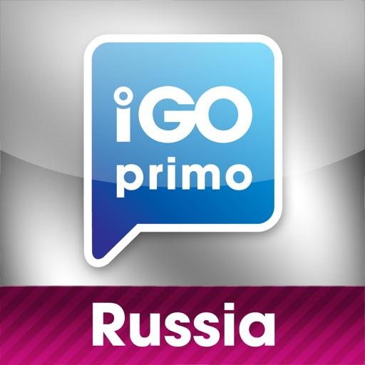 Russia - iGO primo app