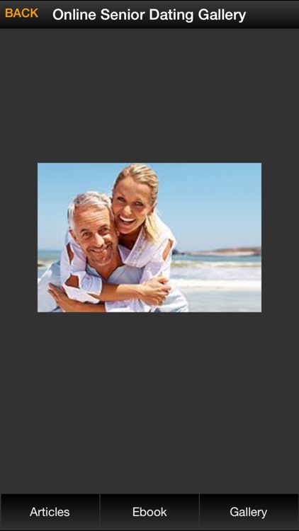 Online Senior Dating Guide - Learn How to Find Your Soulmate Now screenshot-2