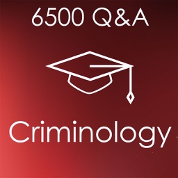 Criminology : 6500 Study Notes & Quiz