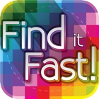 Find It Fast! Seek and find hidden objects icon