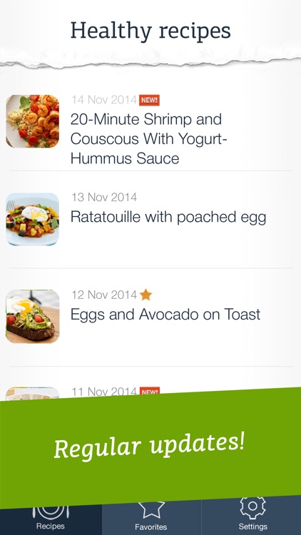 Healthy Recipes Pro - quick and easy meals for a well-balanced diet screenshot-4