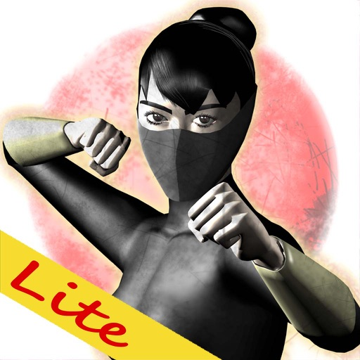 Deadly Mira: Ninja Fighting Lite