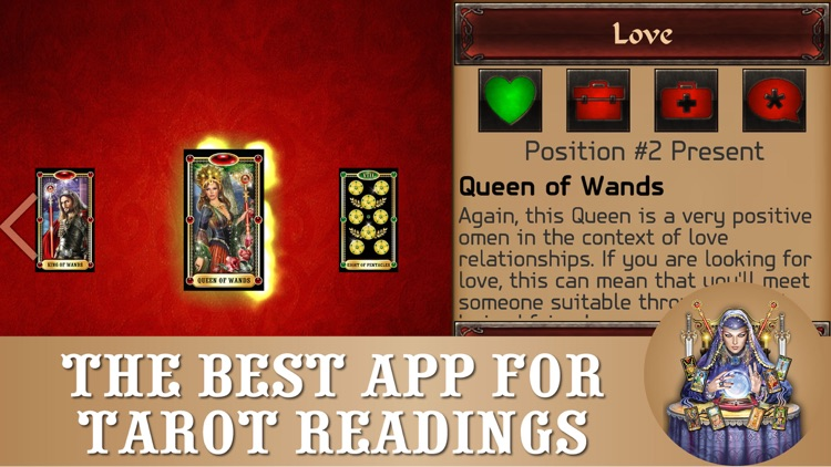 Tarot reading - FREE fortune-telling and divinations app for prediction screenshot-4