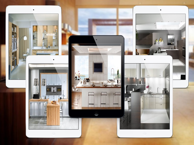 Kitchen - Interior Design Ideas for iPad screenshot-3