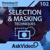 AV for Photoshop CC 102 - Selection and Masking Techniques - ASK Video