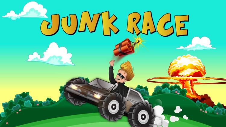 Junk Race - Live Multiplayer Racing screenshot-0