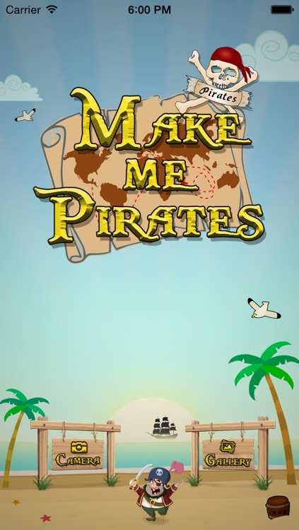 Make Me Pirate : Photo Booth
