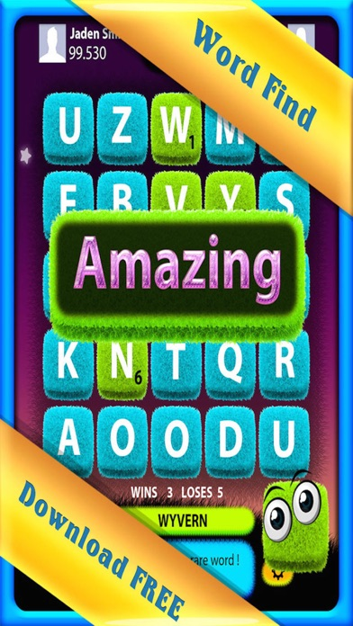 Word Find - Match Cross Epic Game