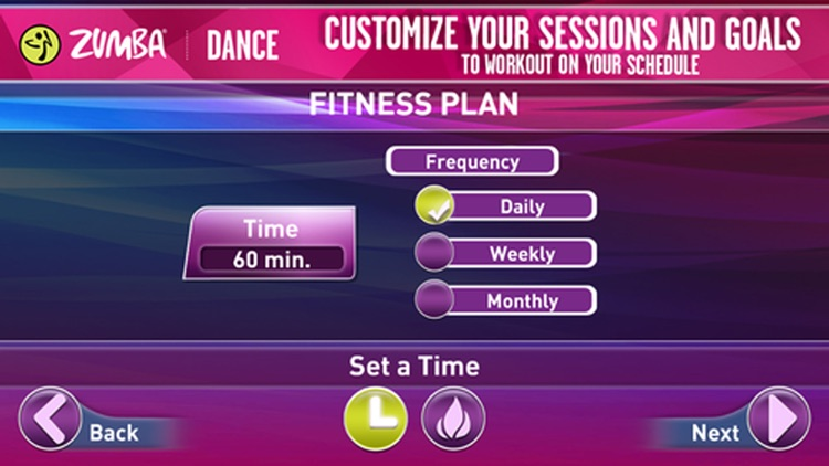 Zumba Dance screenshot-3
