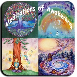 Meditations of Awakening Guided Meditations by Ahnalira, Complete Set