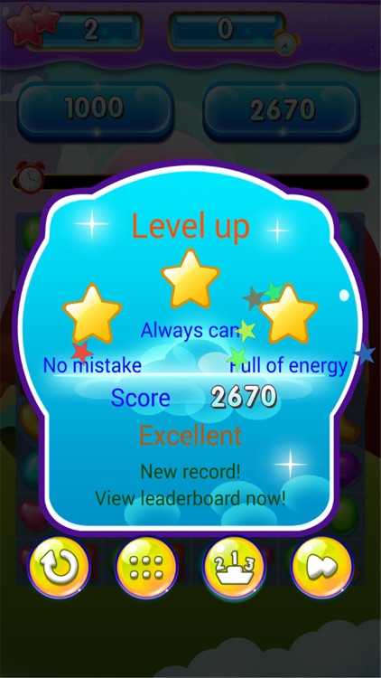Candy Star Touch FREE screenshot-4