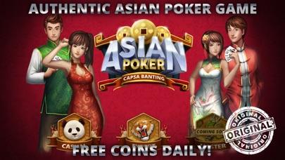 Asian Poker - Big Two screenshot one