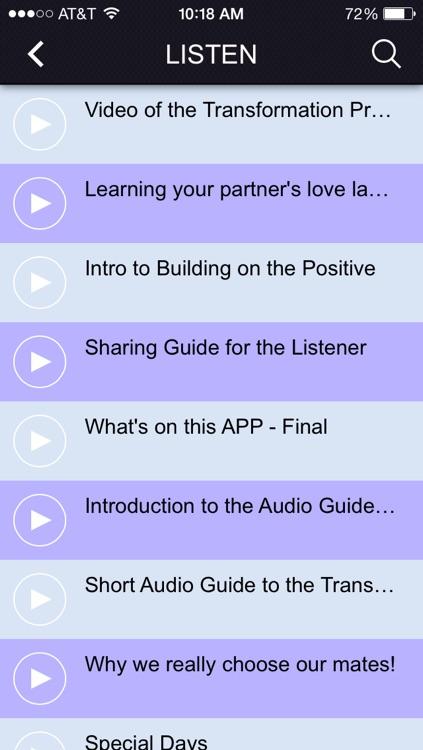 Relationship Help APP screenshot-3