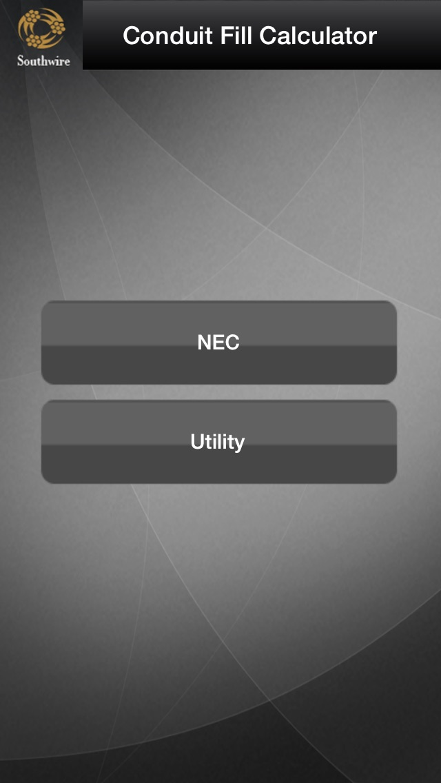 Southwire conduit fill calculator app store revenue download screenshots keyboard keysfo Choice Image