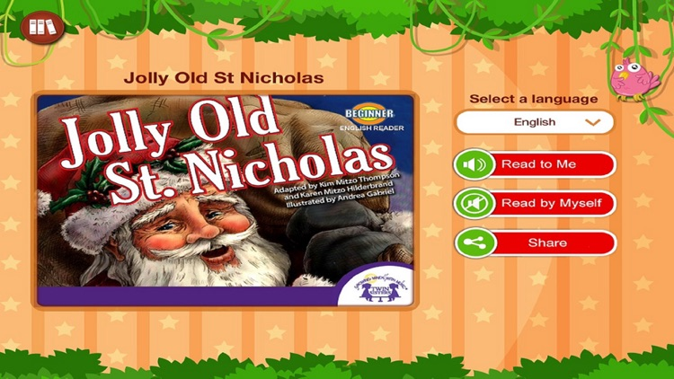 Christmas Stories Gift Pack 1 - Collection of best christmas and holiday stories, christmas carols and santa read aloud stories for children screenshot-0