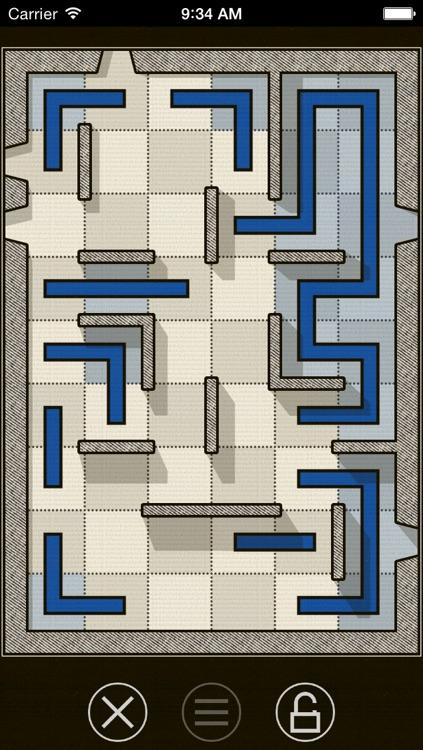 Alcazar Puzzle screenshot-3