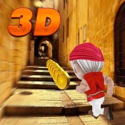 Arabian Night Run 3D