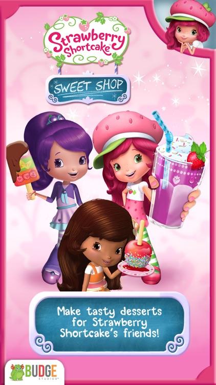 Strawberry Shortcake Sweet Shop – Candy Maker screenshot-0