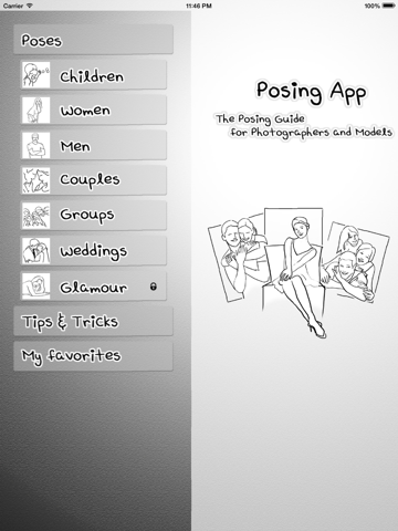 Posing Appのおすすめ画像1
