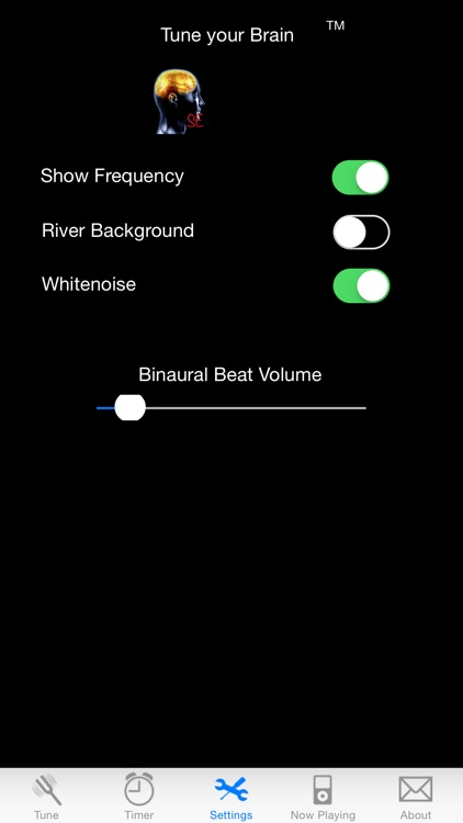 iBrainWave SE - Binaural Beats and White Noise
