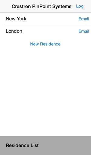 Crestron Home Beacon Setup on the App Store