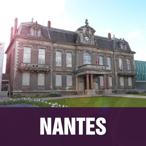 Nantes Offline Travel Guide