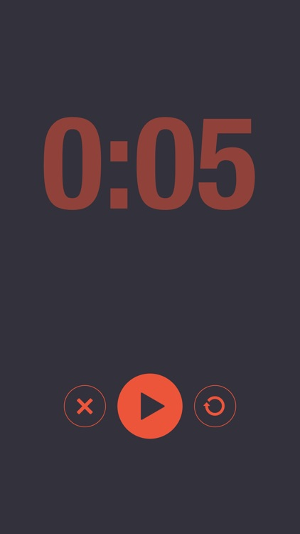 Bit Timer - Interval Timer for HIIT, Tabata, Crossfit, Running and Circuit Training screenshot-4